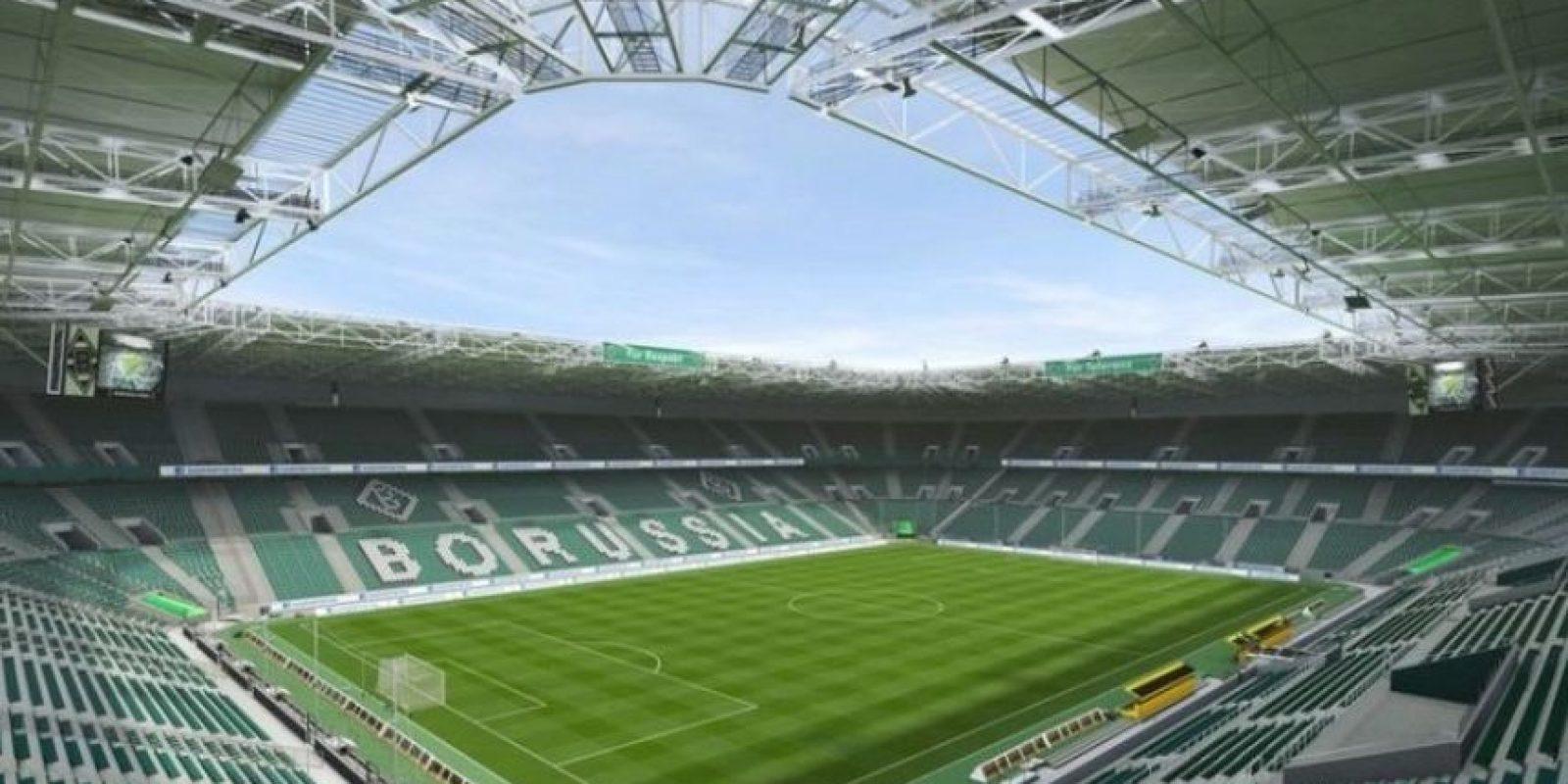 Borussia-Park (Borussia Mönchengladbach, Bundesliga). Foto:EA Sports