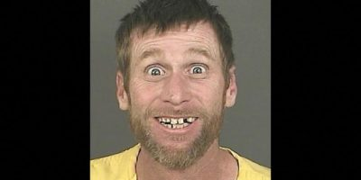 Michael Whitington: El ladrón más feliz del mundo Foto:Oficina del Fiscal del Distrito de Denver/AP
