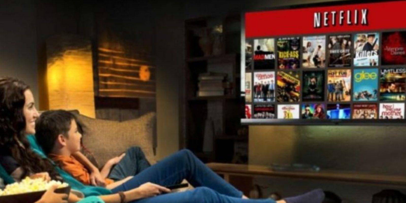 14- Las personas que tienen hijos son más propensas a estar suscritas en Netflix. Esto lo reveló un estudio del año pasado del portal Comscore. Foto:Netflix