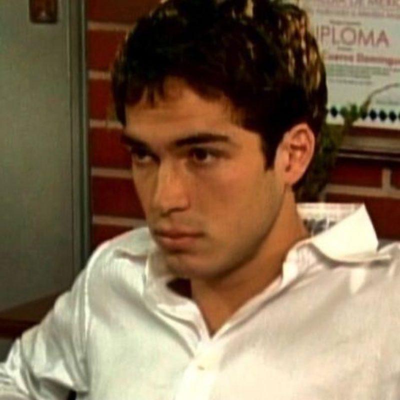 Se formó como actor en el Centro de Educación Artística de Televisa (CEA) Foto:vía instagram.com/ponchohd