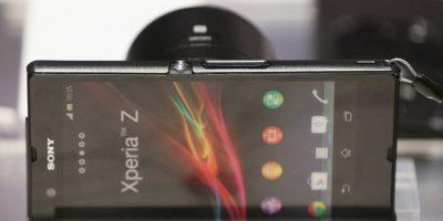 Xperia es el nombre de la familia de teléfonos inteligentes y tabletas de la marca Sony Foto:Getty Images
