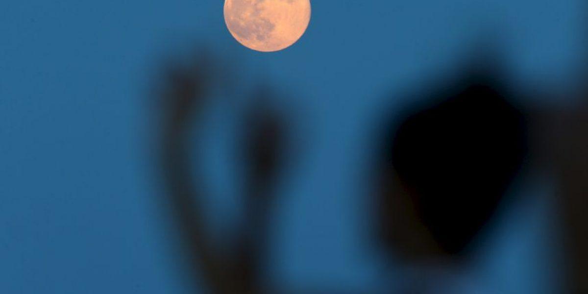 ¿Están listos? Este fin de semana habrá una Superluna