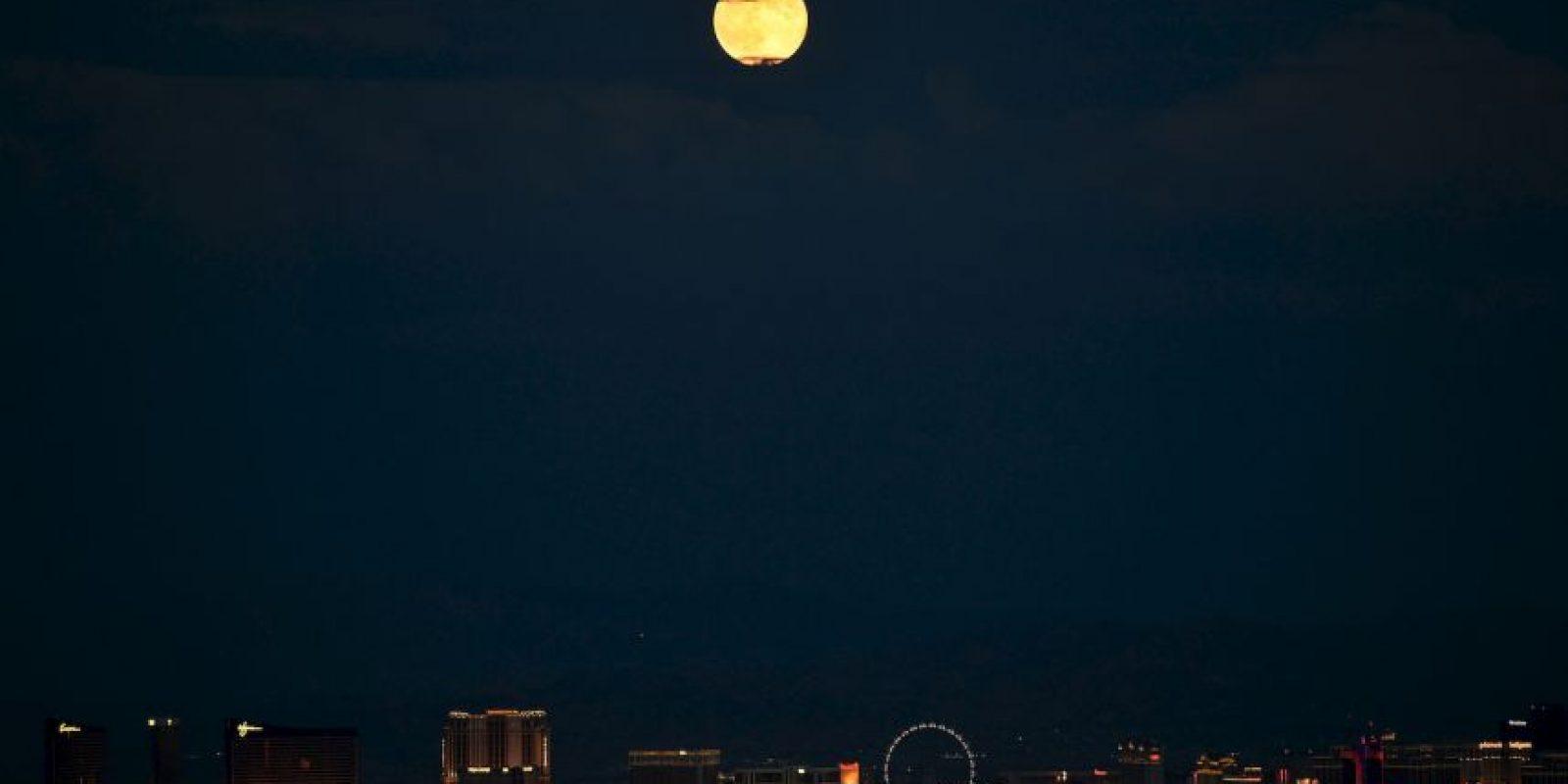 Las Vegas en Nevada, Estados Unidos Foto:Getty Images