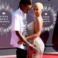 Amber Rose en 2014 Foto: Getty Images