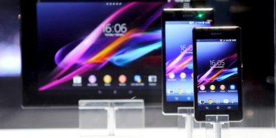 En junio de 2013 Sony presentó una versión phablet de Xperia Z, llamada Sony Xperia Z Ultra Foto:Getty Images
