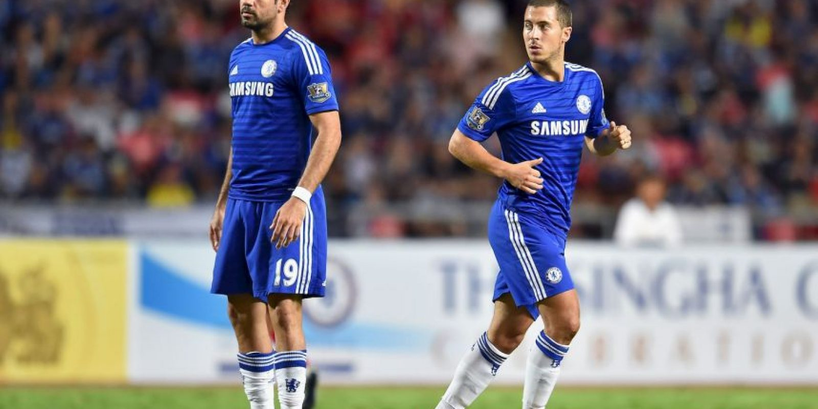 Chelsea ocupa el cuarto lugar de la lista de la UEFA Foto:Getty Images