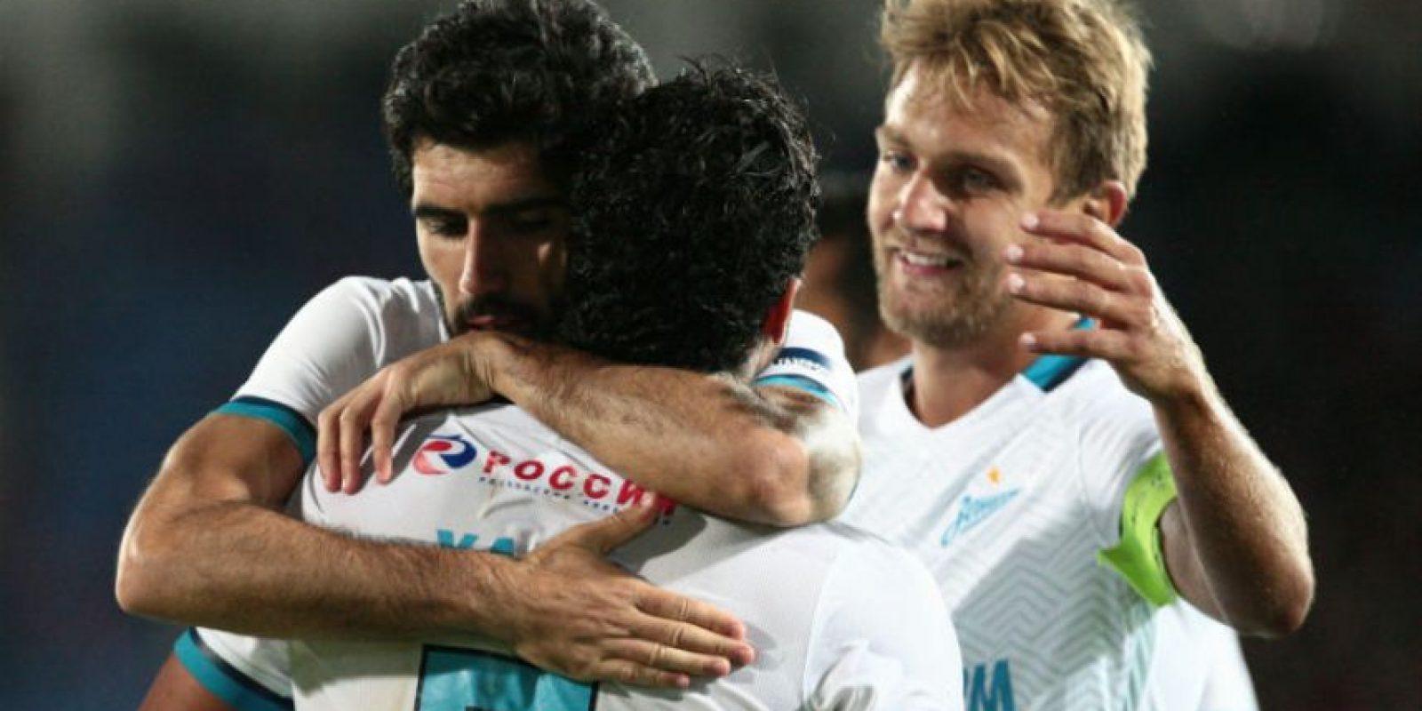 Zenit (14) también debería avanzar a la siguiente fase Foto:Getty Images