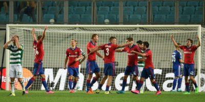 Los rusos ocupan el puesto 35, dos peldaños por encima del PSV y ocho arriba del Wofsburgo, clubes que completan el grupo B Foto:Getty Images