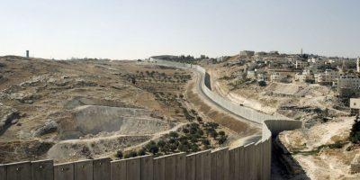 Muro entre Israel y Palestina Foto:Getty Images