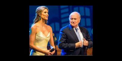Joseph Blatter Foto:Getty Images