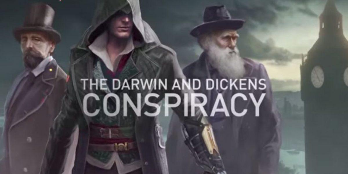 Video: Darwin y Dickens aparecerán en