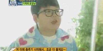 Hyomyung Shin tiene 26 años. Foto:Vía Youtube TVN e-News