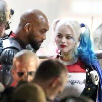 """Deadshot"" y ""Harley Quinn"". Foto: The Grosby Group"