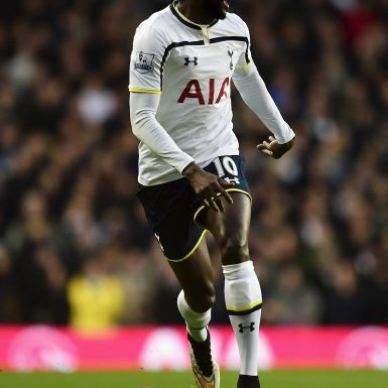 Emmanuel Adebayor Foto: Getty Images