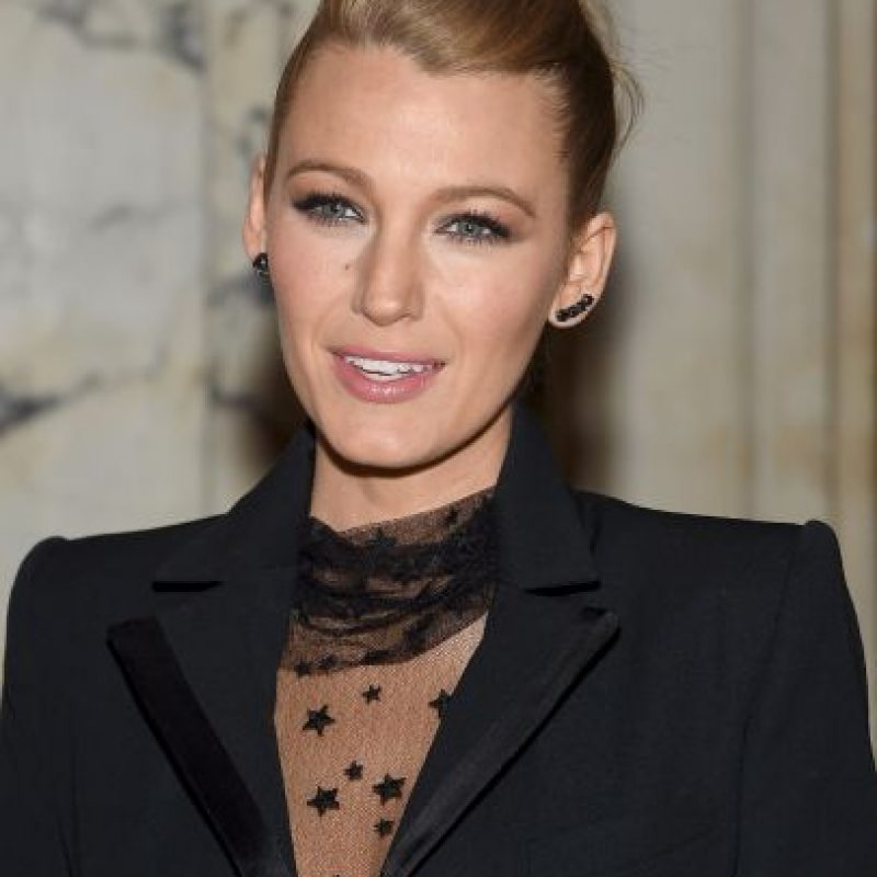 Otra huésped fue Blake Lively Foto: Getty Images