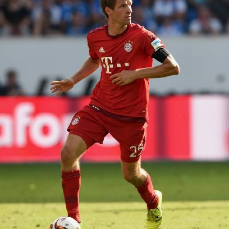 Thomas Müller Foto:Getty Images