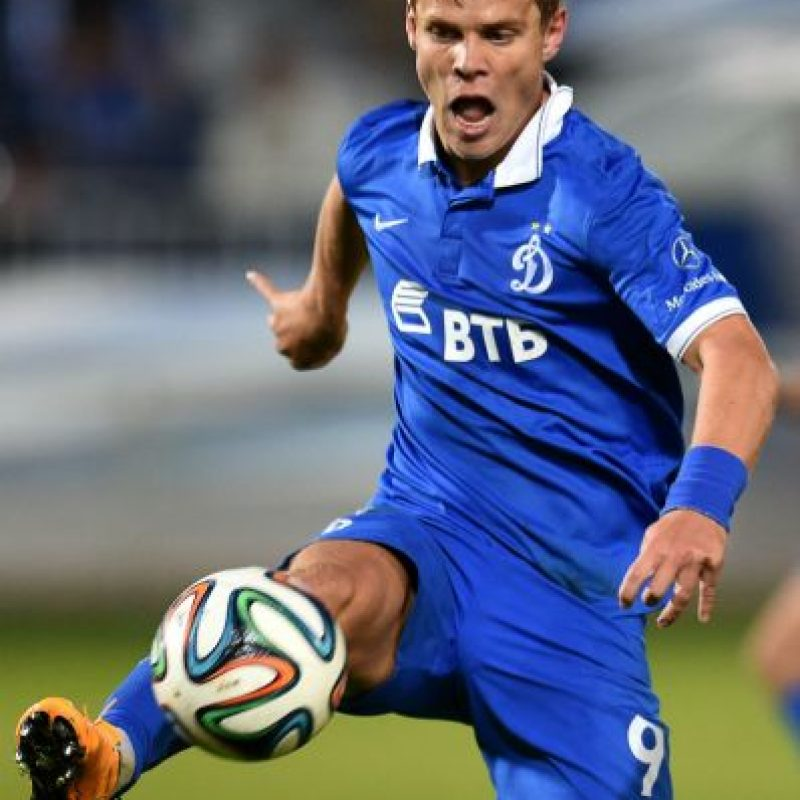 Aleksandr Kokorin Foto: Getty Images