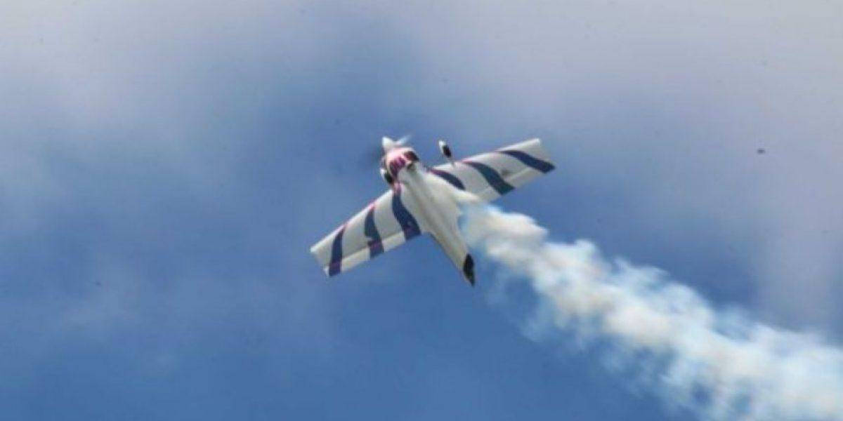 Avioneta se estrella durante vuelo de prueba