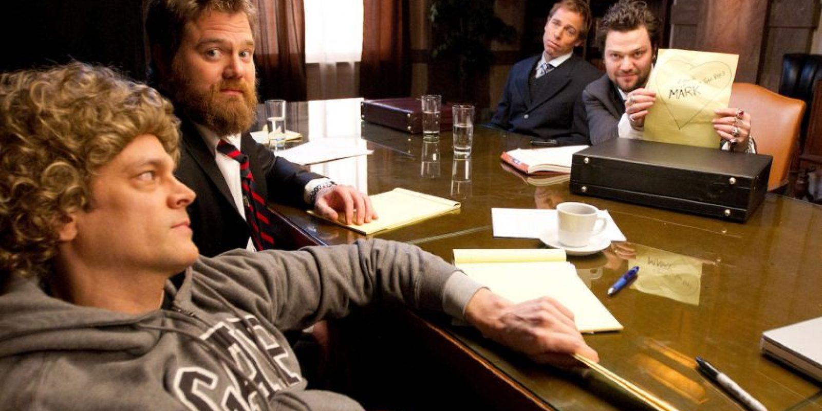 Dunn participó en las escenas de acción que hizo a Jackass famoso. Foto:Getty Images