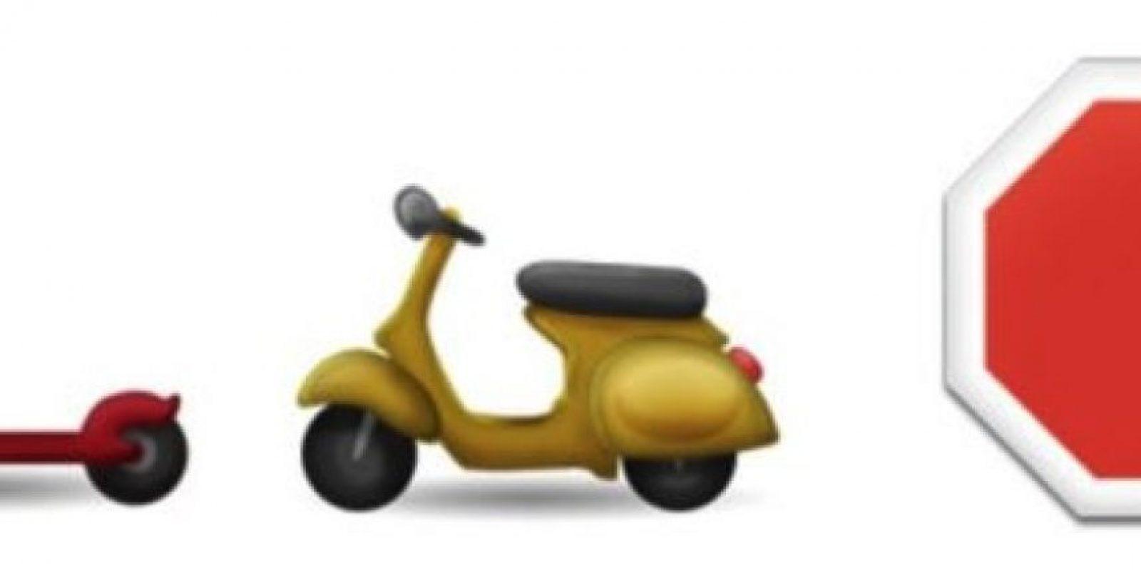 Nuevos transportes F Foto:Emojipedia