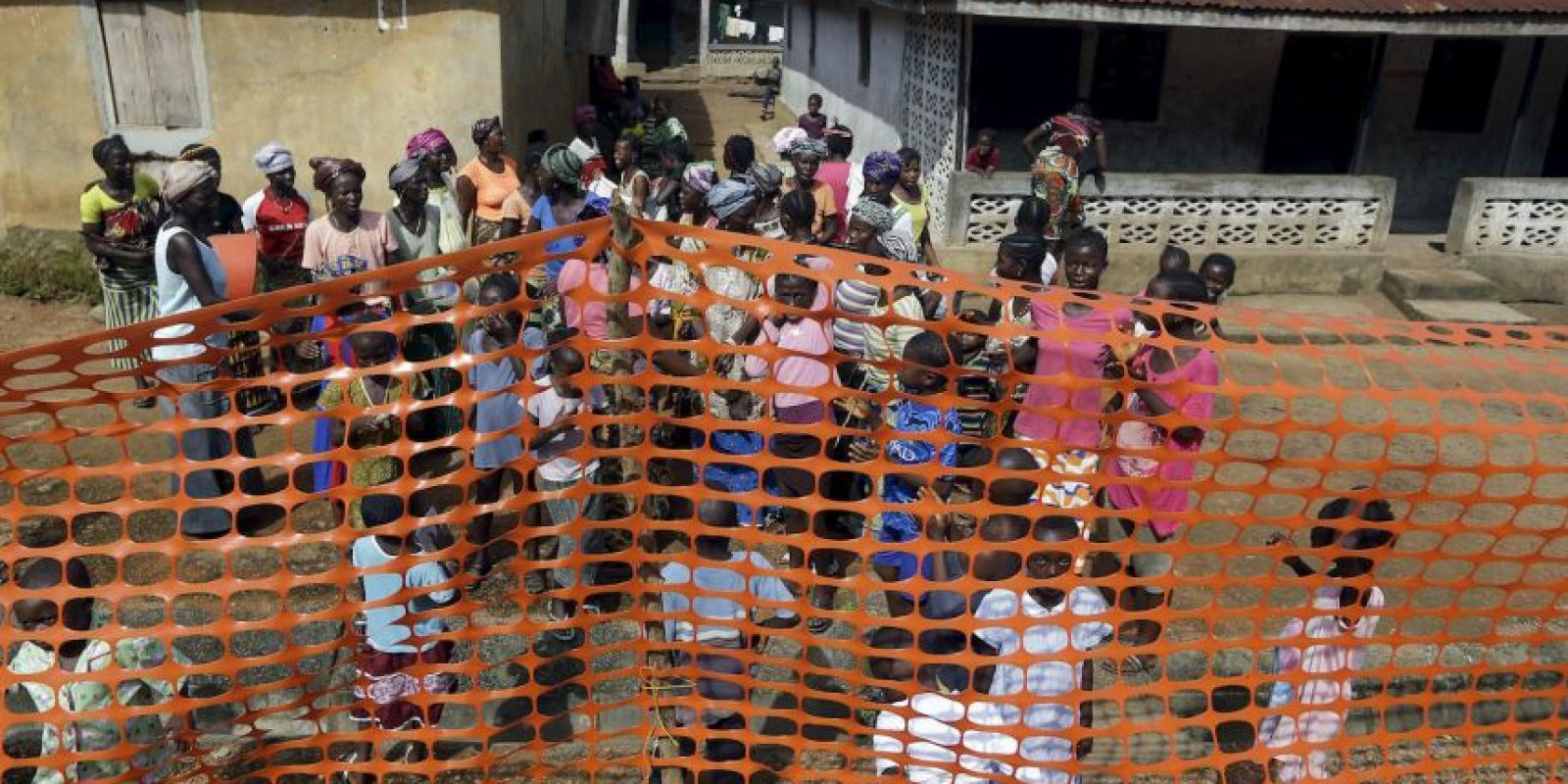 Sierra Leona fue uno de los tres países de África Occidental más afectados por el Ébola. Foto:AP