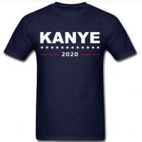 Ya se comercializan camisetas de su campaña. Foto:Instagram.com/explore/tags/kanyewest