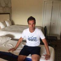 Tiene 29 años y es el número 12 del ranking ATP. Foto:Vía twitter.com/richardgasquet1