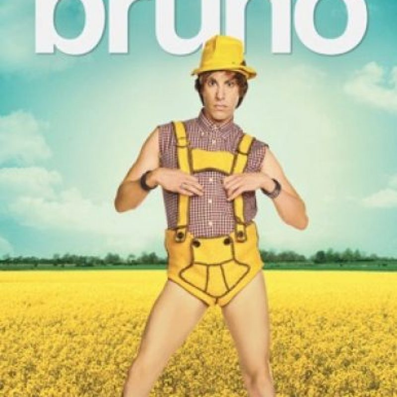 """Bruno"". Disponible a partir del 1 de septiembre. Foto:Universal Pictures"