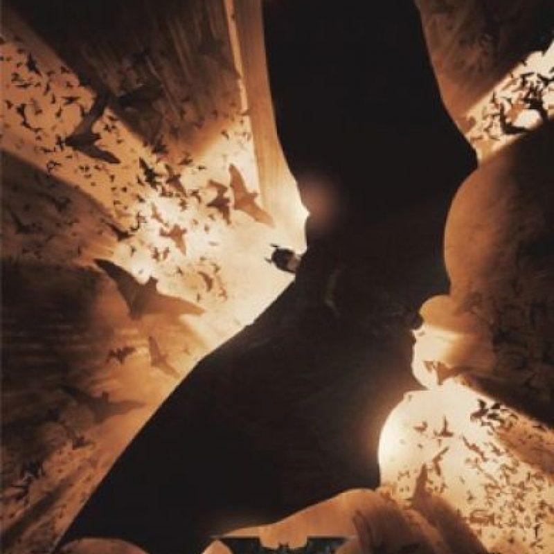 """""""Batman Inicia"""". Disponible a partir del 1 de septiembre. Foto:Legendary Pictures"""