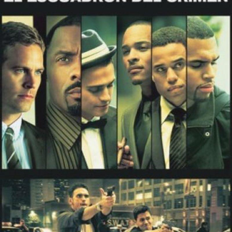 """""""El escuadrón del crimen"""". Disponible a partir del 1 de septiembre. Foto:Sony Pictures"""