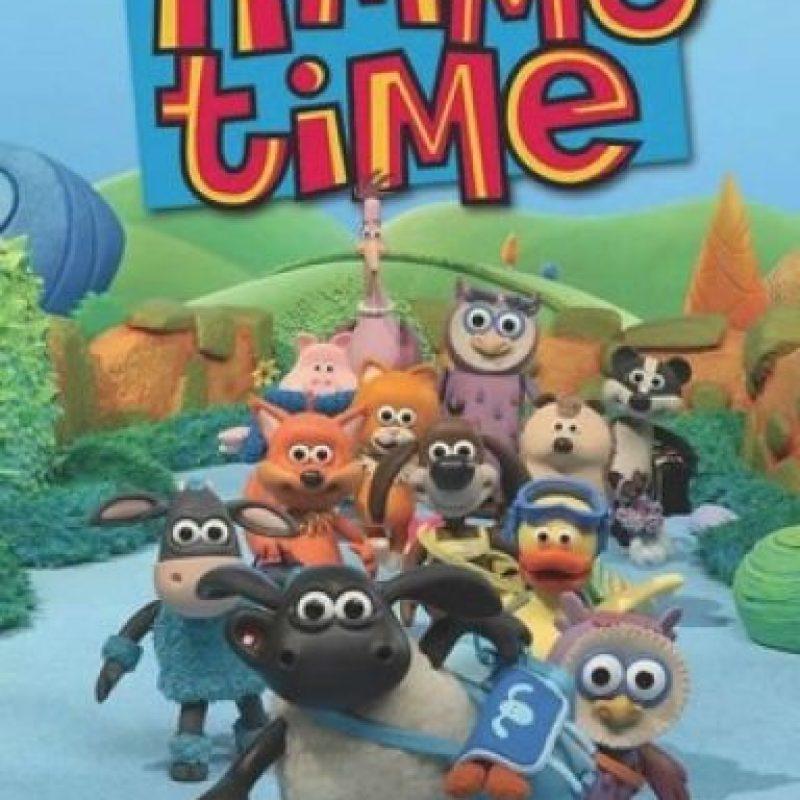 """Timmy Time – Temporadas 1 y 2"". Disponible a partir del 1 de septiembre. Foto:Discovery Kids"