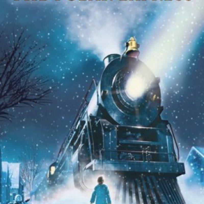 """""""El Expreso Polar"""". Disponible a partir del 1 de septiembre. Foto:Warner Bros. Pictures"""