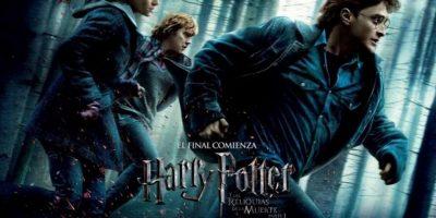 """""""Harry Potter y las Reliquias de la Muerte, parte 1"""". Disponible a partir del 19 de septiembre. Foto:Warner Bros."""