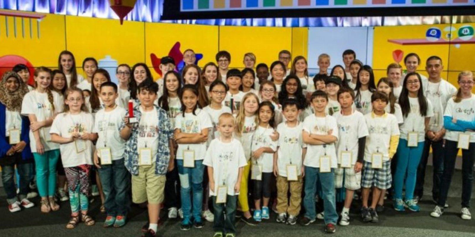 Los 250 semifinalistas del concurso. Foto:Google