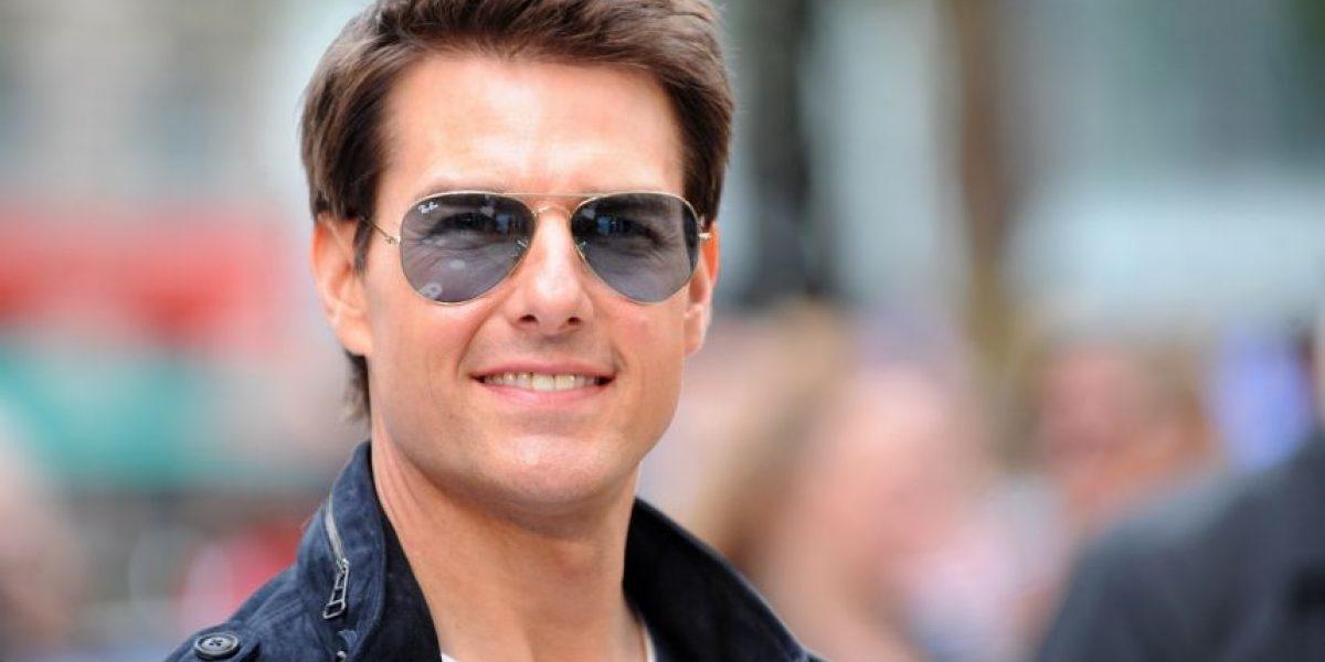 Capturan a periodista infiltrado en grabación de película de Tom Cruise