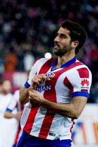 El exfutbolista del Atlético de Madrid firmó por cuatro temporadas con el Athletic de Bilbao a cambio de nueve millones de euros Foto:Getty Images