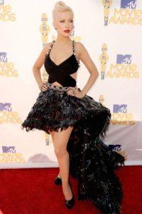 Christina Aguilera en junio de 2010 Foto:Getty Images