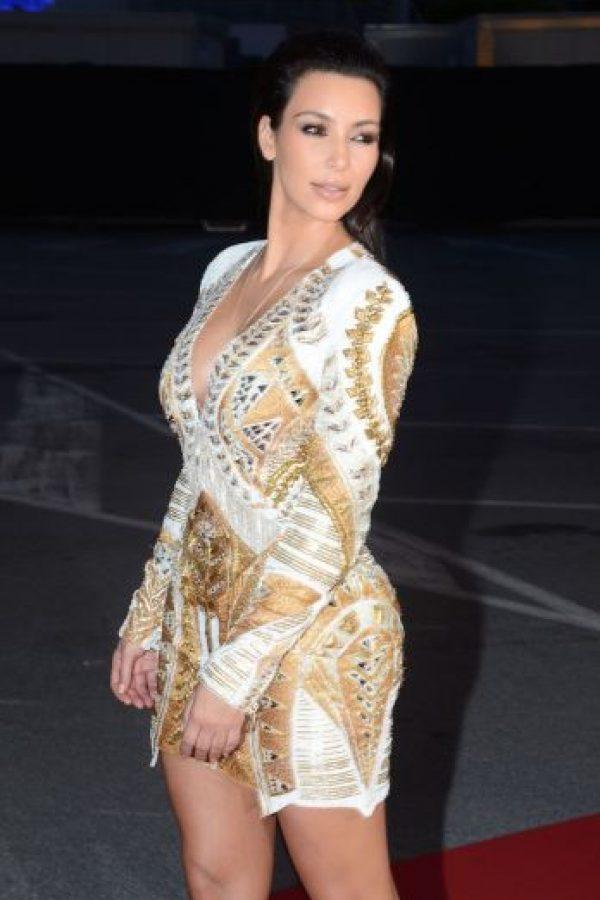 Kim Kardashian en mayo 2012 Foto:Getty Images