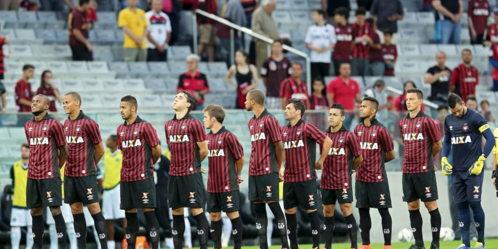 12. Atlético Paraense (Brasil) Foto:Getty Images