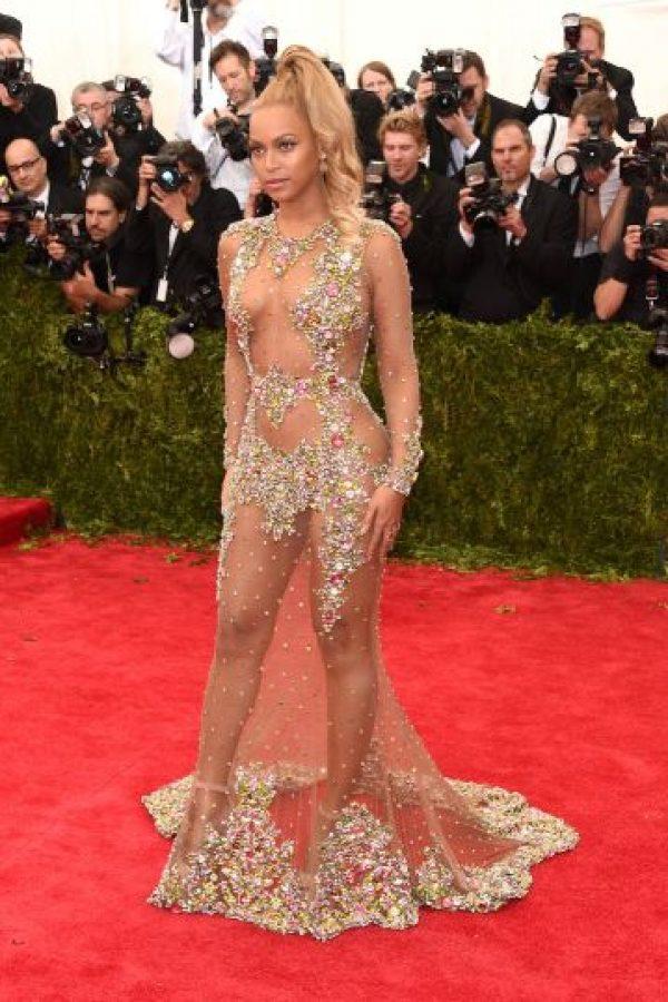 Beyoncé en mayo 2015 Foto:Getty Images