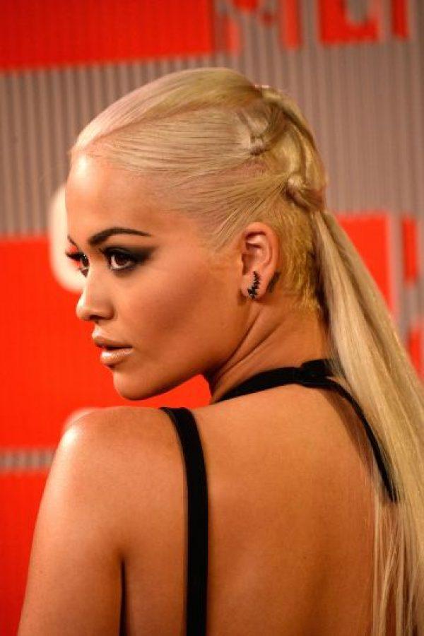 Rita Ora en agosto 2015 Foto:Getty Images