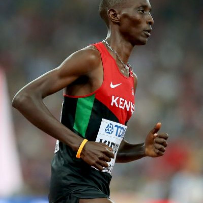 Asbel Kiprop Foto: Getty Images