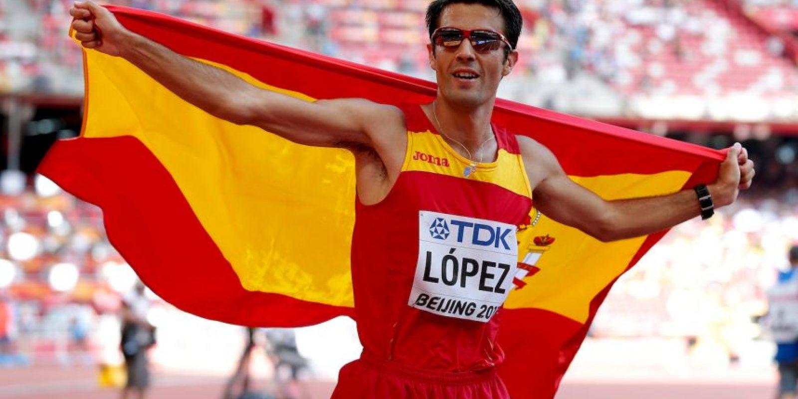 Miguel Ángel López Foto:Getty Images