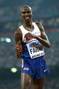 Mo Farah Foto:Getty Images