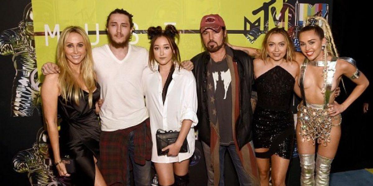 El escandaloso y atrevido look de Miley Cyrus