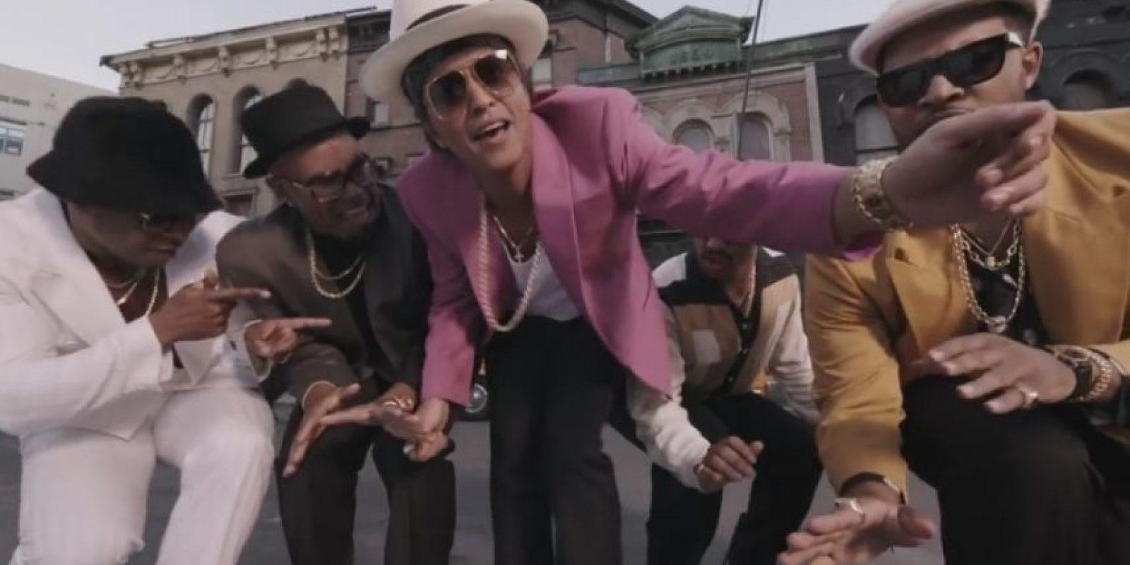 "Mark Ronson — ""Uptown Funk"" (Feat. Bruno Mars) Foto:Youtube"