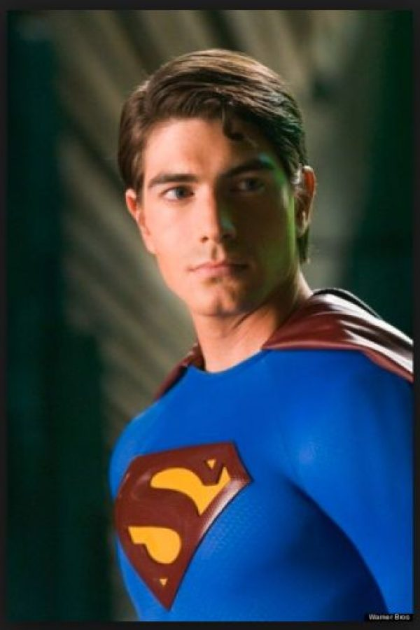 "Brandon Routh protagonizó en 2006 ""Supermar Regresa"" de la productora Warner Bros Foto: Warner Bros"