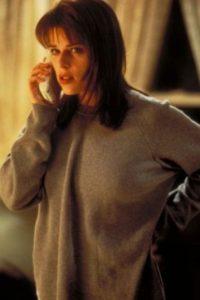 "Neve Campbell es ""Sidney Prescott"" en ""Scream"" Foto:Via wikia.com"