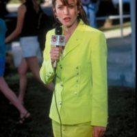 """Courteney Cox es la reportera """"Gale Wheaters"""" en """"Scream"""" Foto:Via wikia.com"""