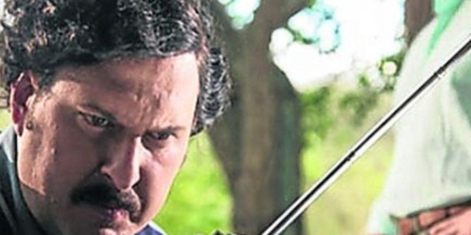 """Parra, por su parte, llegó a interpretar a Escobar en """"El Señor de los Cielos"""". Foto:vía Caracol Televisión"""